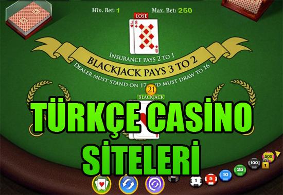 En iyi Türkçe Casino siteleri, Türkçe yayın yapan casino siteleri, Türkçe casino siteleri